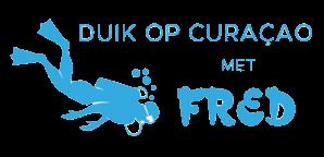 Duiken op curacao logo