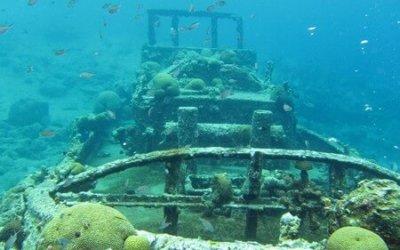 Duiken curacao tugboat duiken